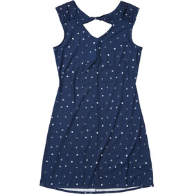 Marmot Annabelle Dress Women arctic navy polkadot